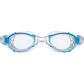 arena Nimesis Crystal Okulary pływackie Kobiety, clear-clear-lightblue